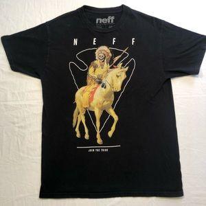 Men's Neff T-Shirt Size M